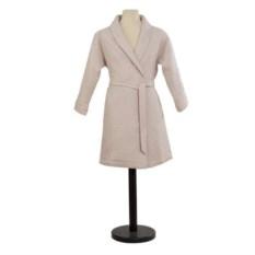Домашний женский халат Alize (цвет: бежевый)