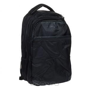 Рюкзак Grizzly, цвет: черный