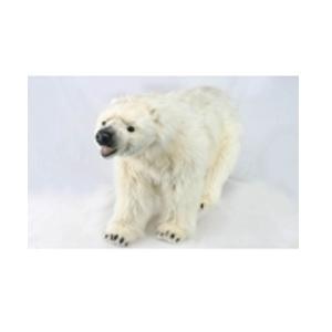 Медвежонок белый стоящий