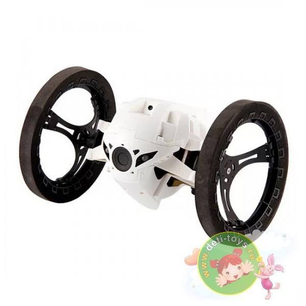 Радиоуправляемый робот-дрон Stunt Bounce
