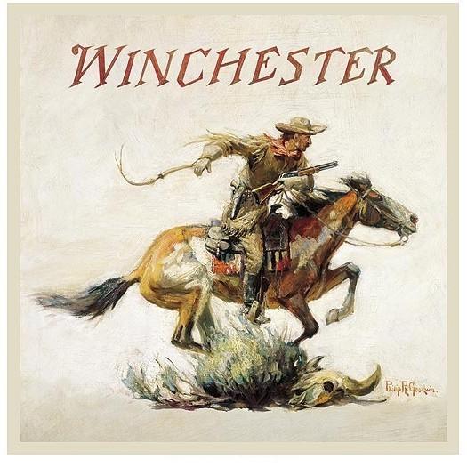 Шторка Winchester® Rider