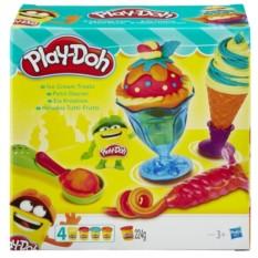 Набор для лепки Инструменты мороженщика (Play Doh)