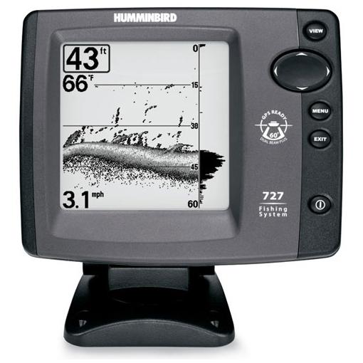 Эхолот Humminbird 727