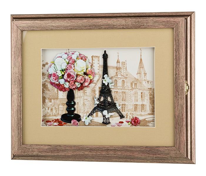 Ключница «Эйфелева башня»