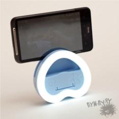Подставка-подсветка на телефон для селфиСердце