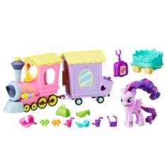 Игровой набор Hasbro My Little Pony Поезд дружбы