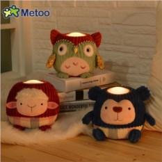 Плюшевые игрушки-ночники Meetoo