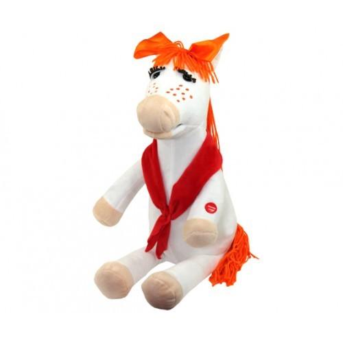 Игрушка Конопатая влюблённая лошадка