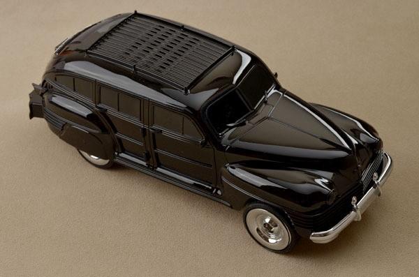 Портативная колонка Ретро автомобиль с МР3 плеера и радио