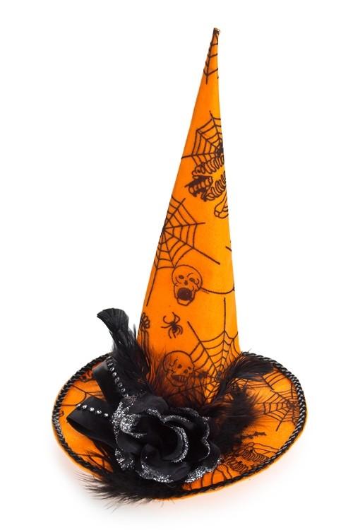 Маскарадная шляпа для взрослых Фешн ведьма