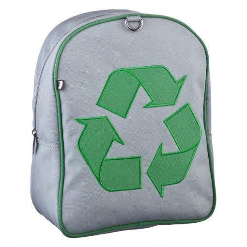 Эко-рюкзак для детей маленький Recycle