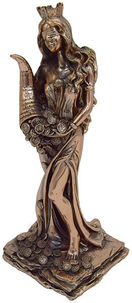 Декоративная статуэтка Фортуна