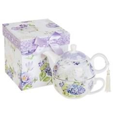 Чайный набор Сиреневый рай