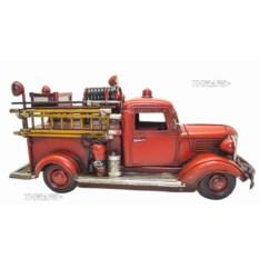 Модель пожарной машины Chevrolet Lake Benton's old 1938