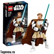 Конструктор Лего Оби-Ван Кеноби Lego Star Wars