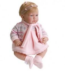 Кукла Лана в розовом