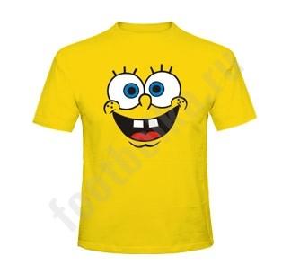 Детская футболка Спанч Боб