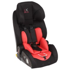 Автокресло Lider Kids Verona grey+light blue