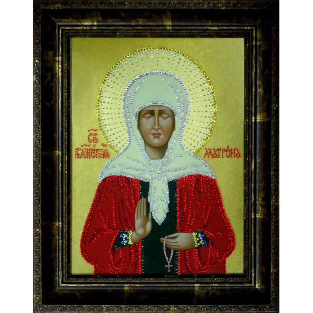 Икона «Св. Матрона Московская»
