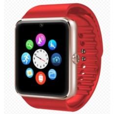 Красные смарт часы GT08 Colmi Smart Watch