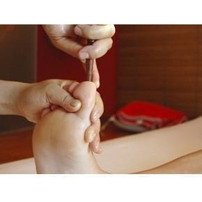 Филиппинский массаж стоп