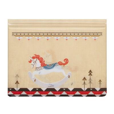 Держатель для карточек Hologram Card case v.3 – Rocking Horse