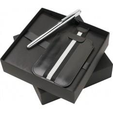 Набор (чехол для телефона, ручка роллер)