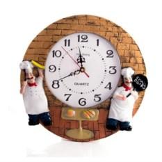 Настенные часы Весёлый повар