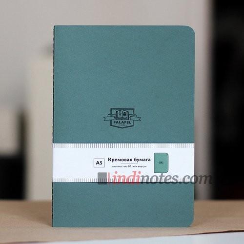 Скетчбук-тетрадь Falafel books Dark Green А5