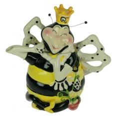 Декоративный чайник Пчелка