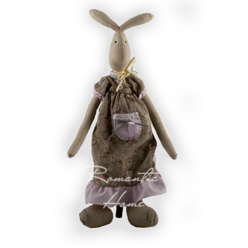 Текстильная игрушка Зайчиха