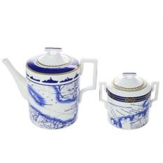 Чайный сервиз Кают-компания