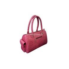 Женская сумка из кожи страуса