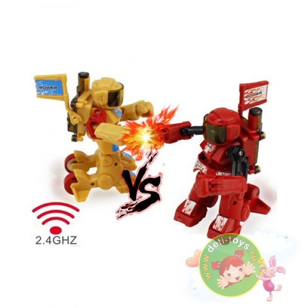 Радиоуправляемый робот Боксер Wineya