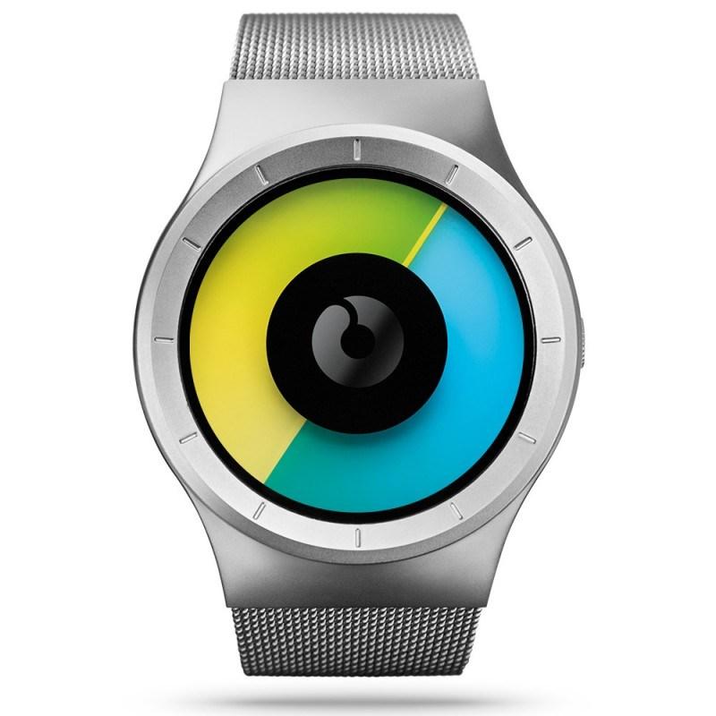 Наручные часы ZIIIRO Celeste Chrome – Colored