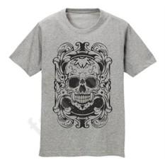 Мужская футболка Melange skull