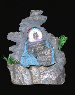 Фонтан Скальный водопад