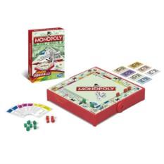 Настольная дорожная игра Монополия