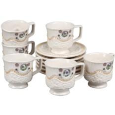 Чайный набор Rosenberg (12 предметов)