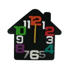 Настенные часы Домик-избушка