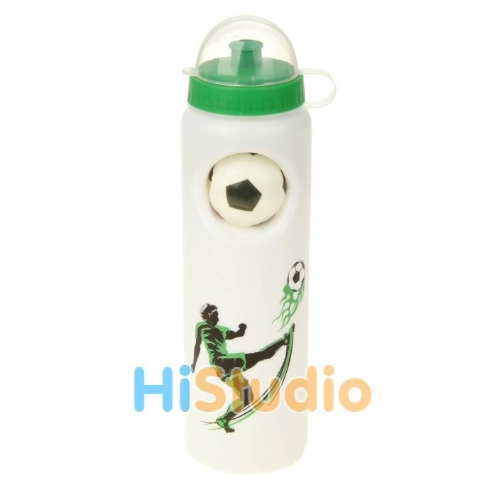 Бутылка спортивная для воды Футбол