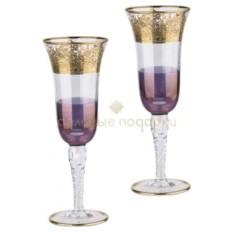 Набор из 2 фужеров для шампанского