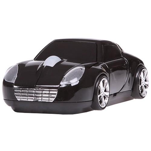 Компьютерная мышь Автомобиль (черная)