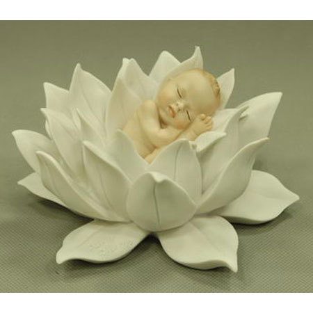 Фигурка «Спящий младенец»