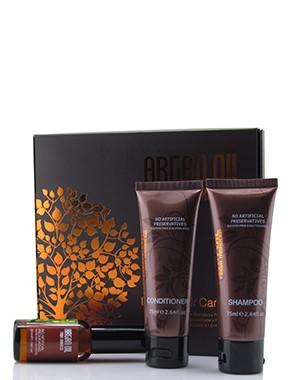Дорожный набор для волос Morocco Argan Oil