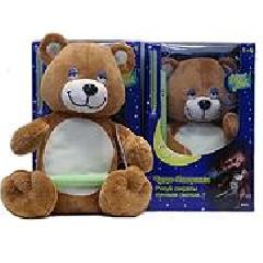 Медвежонок с чудо-карандашом