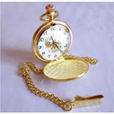 Карманные часы с позолотой Русское время 1930