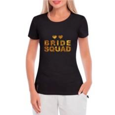 Женская футболка Отряд невесты