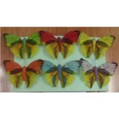 Аксессуар для декора Бабочка