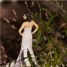 3D фигурка на свадьбу - точная мини копия!
